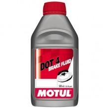 Синтетическая жидкость MOTUL DOT 3 & 4 Brake Fluid