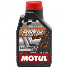 Масло MOTUL Fork Oil light Factory