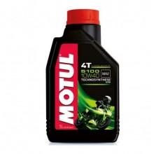 Масло MOTUL 5100 4T 10W40 1 литр