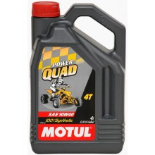 Масло MOTUL Power Quad 4T 4 литра