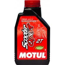 Масло MOTUL Scooter Expert 2T 1 литр