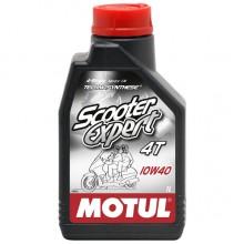 Масло MOTUL Scooter Expert 4T 1 литр