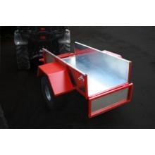 Прицеп Alfeco для квадроцикла ATV 300 (одноосный, двухколесный)