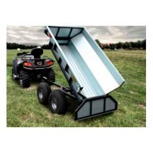 Прицеп Alfeco для квадроциклов ATV 500 (одноосный, четырёхколёсный)