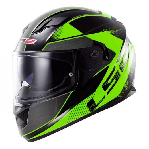Шлем интеграл LS2 FF320 Stream Stinger
