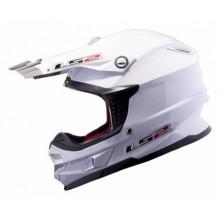 Кроссовый шлем LS2 MX456 Single Mono