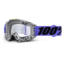 Очки 100% Accuri Brentwood / Clear Lens