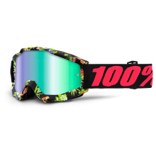 Очки 100% Accuri Chapter 11 / Mirror Green Lens