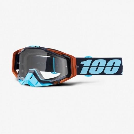 Очки 100% Racecraft Ergono / Clear Lens