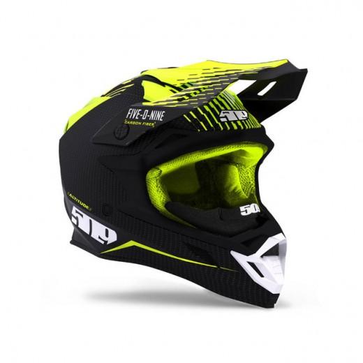 Шлем 509 Altitude Carbon Fidlock® (ECE) 2019