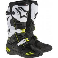 Кроссовые мотоботы Alpinestars Tech 10