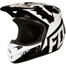 Шлем Fox V1 Race Helmet Black