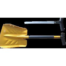 Лопата телескопическая с пилой HORD