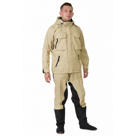 Вейдерсы Dragonfly с курткой мембранные (костюм)
