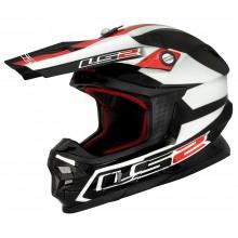 Кроссовый шлем LS2 MX456 Launch