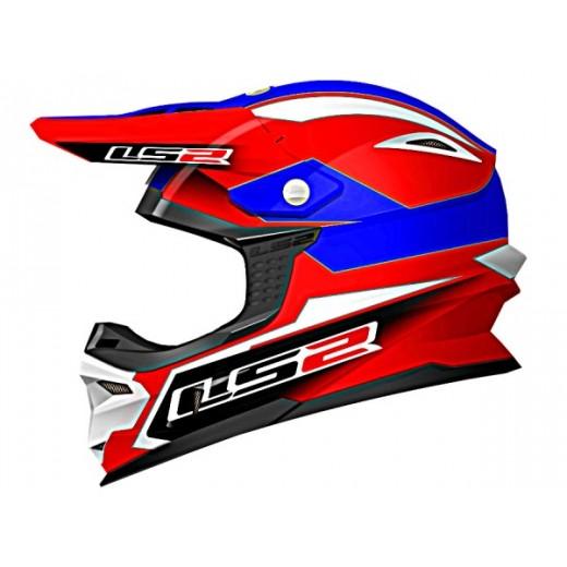 Шлем LS2 MX456 Tuareg Russia