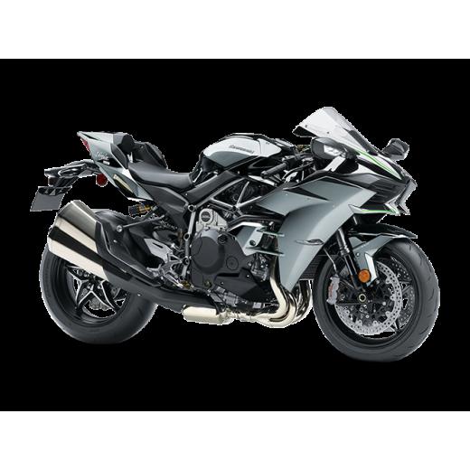 Мотоцикл Kawasaki Ninja H2