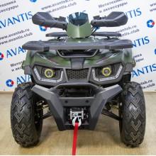 Сборочный комплект квадроцикла Avantis Hunter 200 Big Lux