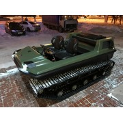 Tinger - мини танк :)