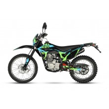 Мотоцикл KAYO T2 250 ENDURO 21/18 (2020)