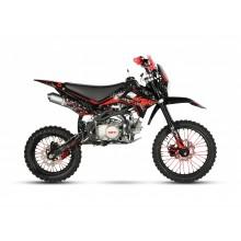 Питбайк KAYO BASIC YX125EM 17/14 KRZ Rolling Moto (2020)