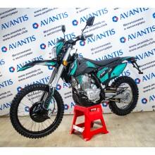 Мотоцикл Avantis A7 (172 FMM) ПТС