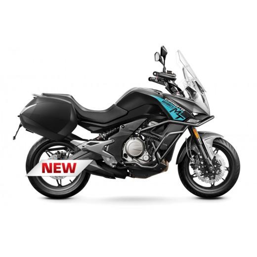 Мотоцикл CFMOTO 650 MT (ABS)