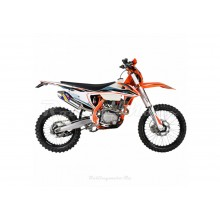 Мотоцикл GR8 F450L (4T 194MQ EFI) Enduro PRO (2020 г.)