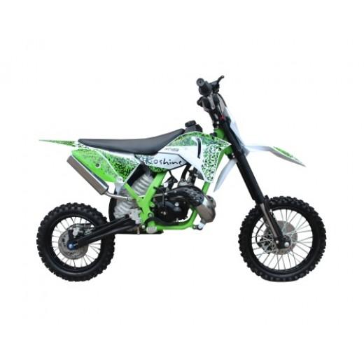 Мотоцикл Koshine XN65 - Start / Plain