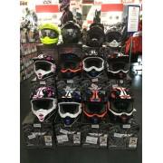 Еще больше шлемов!