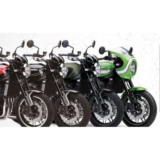 Акция на мотоциклы Kawasaki!