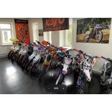Большая распродажа мотоциклов и питбайков KAYO