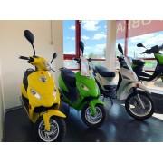 Поступление скутеров Moto-Italy