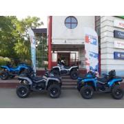 Квадроциклы CFMOTO в новых цветах в наличии!
