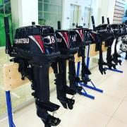 Поступление лодочных моторов