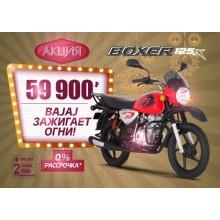Акция на мотоцикл Bajaj!