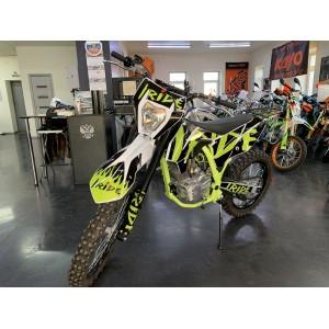 Новый мотоцикл IRIDE