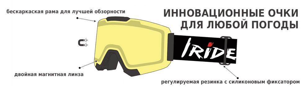 очки iride