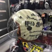 Дизайнерские шлема в наличии!